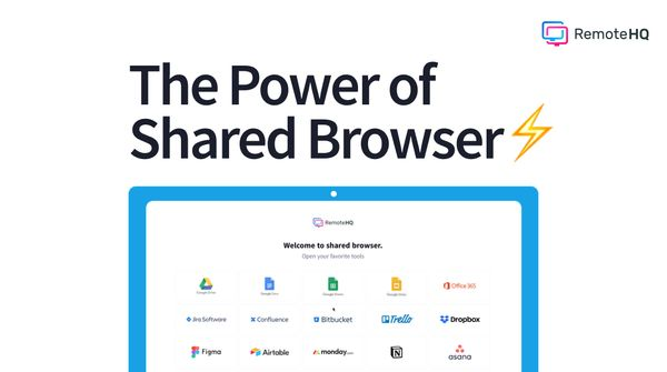 The Power of Shared Browser