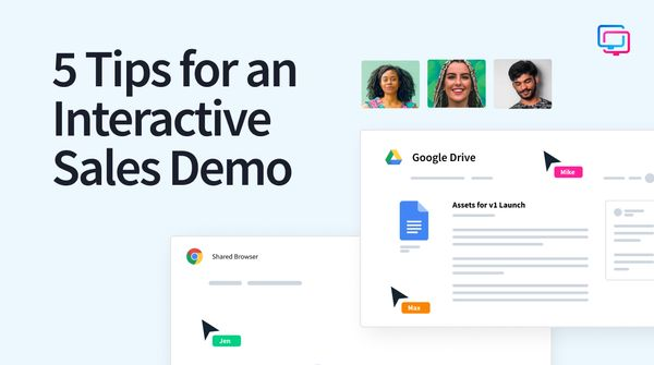 5 Tips for an Interactive Sales Demo